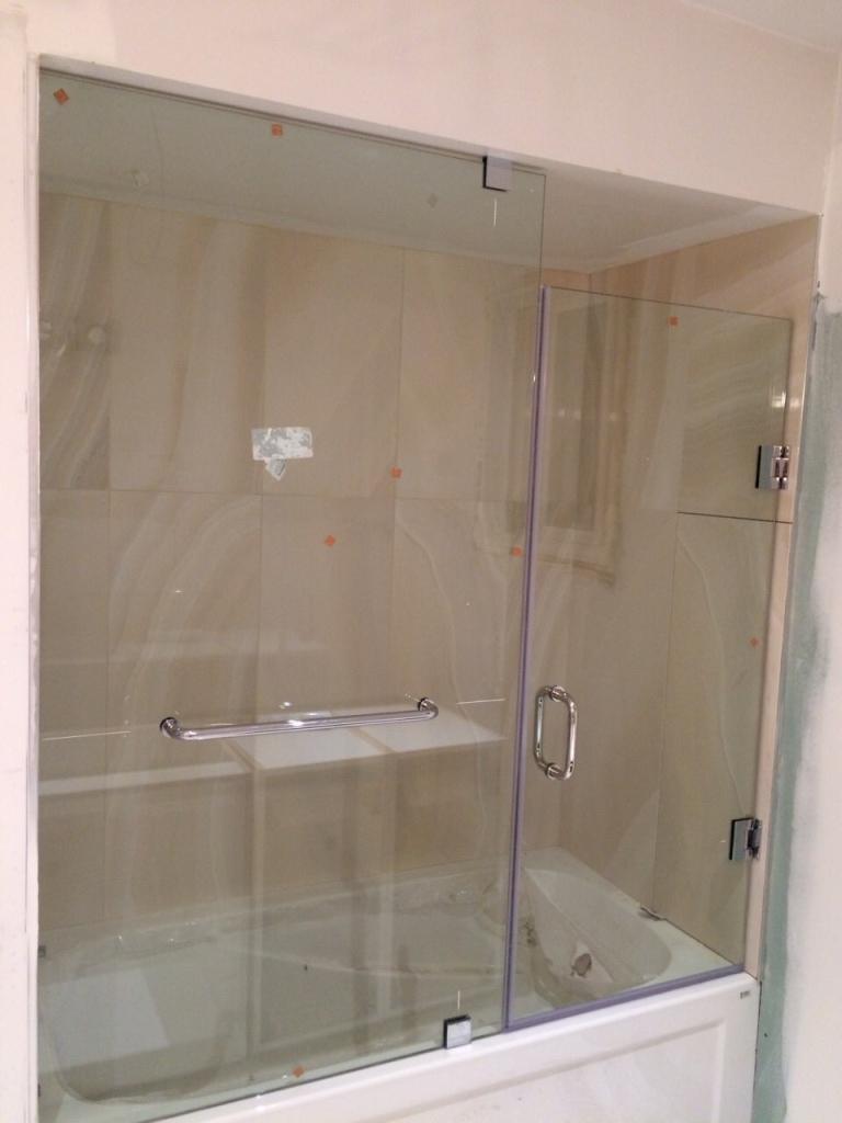 Bath Tub Enclosure – GLASS & MIRROR SPECIALISTS